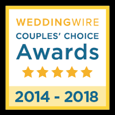 Charizma Entertainment WeddingWire Winner 2014-2018